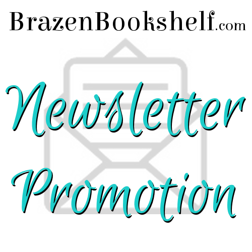 BrazenBookshelf.com Newsletter Promos